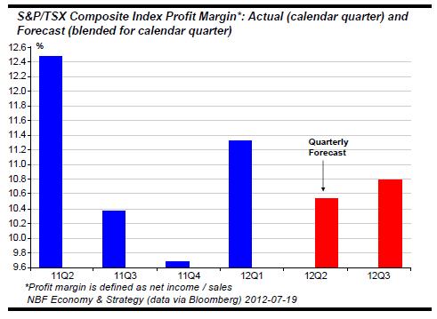 Profit Margin expectations