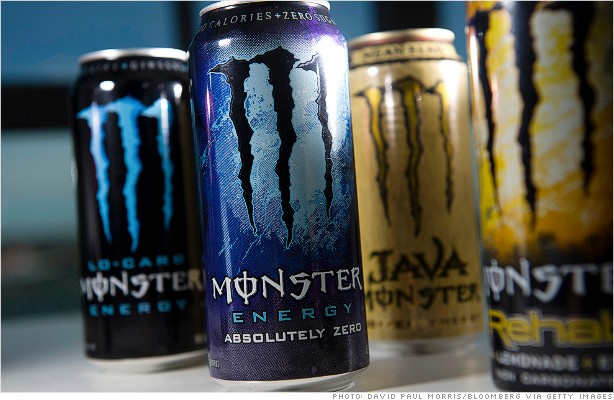 Monster Beverage Corporation (MNST) Shares are Up 1.18%